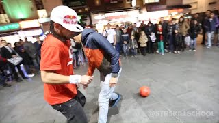 Download Video Insane STREET Football Skills - Panna London Pt2 Séan Garnier MP3 3GP MP4