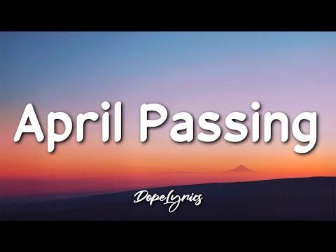Justin Case Rapping Grandpa - April Passing (Lyrics) 🎵