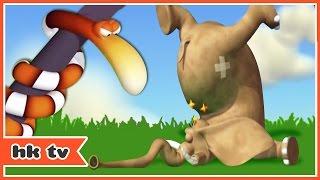 Gazoon: Elephant Tries Gymnastics   Cartoons for Children   Funny Cartoons   HooplaKidz TV