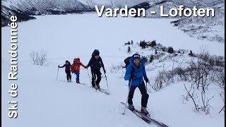 Ski de Randonnée - îles Lofoten  : Varden