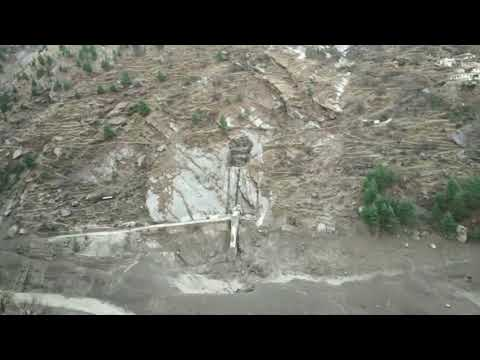 Himalayan glacier bursts, more than 100 feared dead