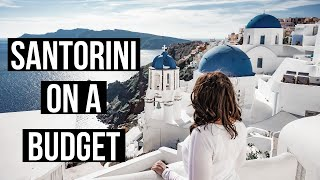 HOW TO TRAVEL SANTORINI ON A BUDGET   Is SANTORINI worth visiting in the WINTER/OFF SEASON?   GREECE