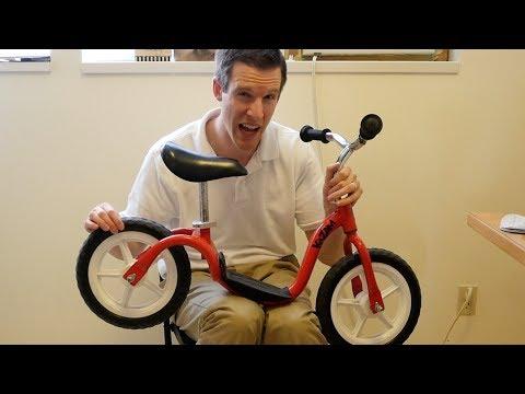KaZAM No Pedal Balance Bike ~ A Parent's Review