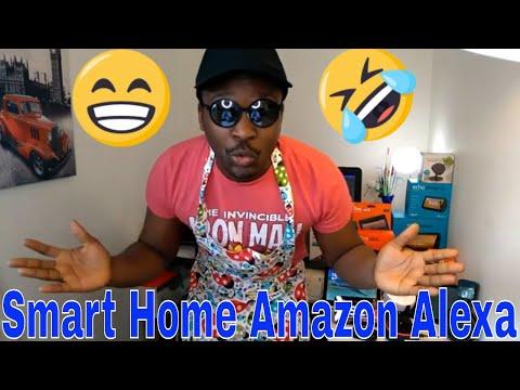 AMAZON ALEXA IN THE TONY STARK HOUSE |Iron Man| - Smart Home Tech