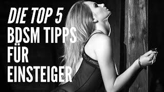 Top 5 BDSM Tipps für Einsteiger
