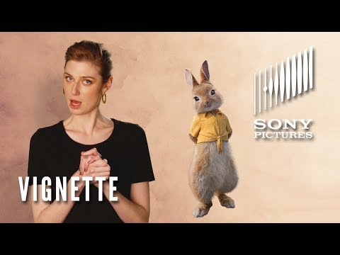 Peter Rabbit (Featurette 'Elizabeth Debicki as Mopsy')