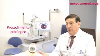 ¿Cómo se realiza la cirugía refractiva en Oftalvist? - Dr. Pedro Tañá, Oftalmólogo - Oftalvist