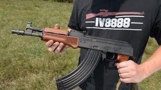 Polish Hellpup AK Pistol