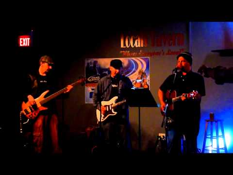 Anthony Lowery, Randy Oglesby, & Andy Hauge-Mary Jane's Last Dance (cover) Locals Tavern-2/28/13