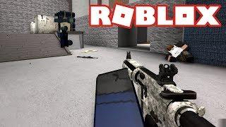 СДЕЛАЛ ЭЙС В РОБЛОКС | Roblox CS:GO