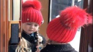 Мама-Алла Пугачева и Лиза-Красная Шапочка поехали в магазин за подарками, но это секрет!