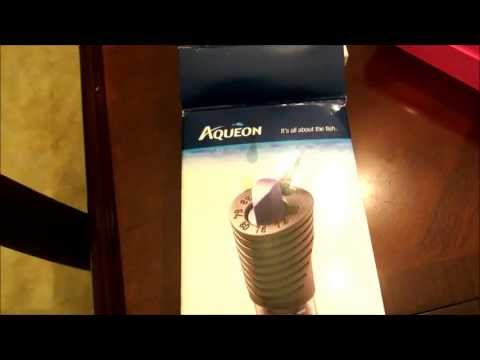 Aqueon Submersible 150W Aquarium Heater for Fresh and Saltwater 06102 Review