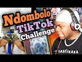 Alikiba - Ndombolo Tiktok Dance Challenge  REACTION