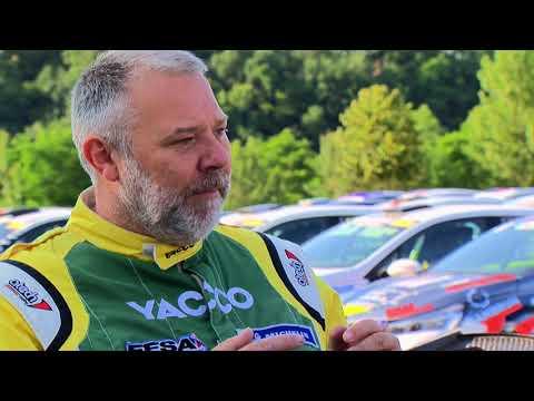 Rallye Aveyron Rouergue Occitanie 2021, avec les équipages Yacco