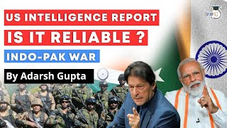 Will there be a WAR between India and Pakistan? Analysis of Global Trends report by USA's NIC