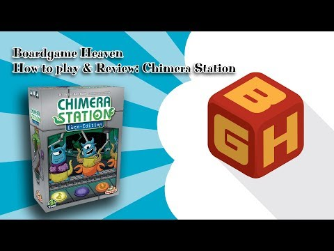 BGH unboxes, explains and reviews Chimera Station