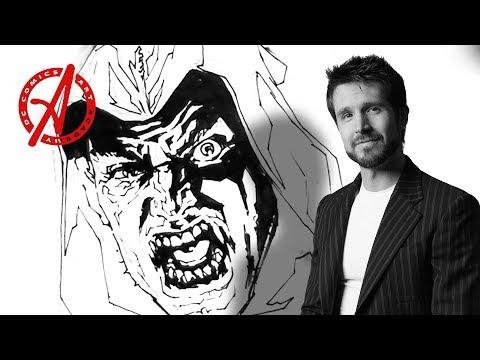 DC Comics Art Academy Featuring Lee Bermejo and Brian Azzarello