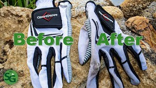 What Is The Best Golf Glove? Review Of The Claw By Caddy Daddy