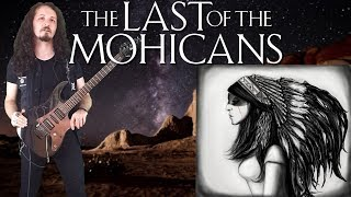 The Last of the Mohicans on Electric Guitar   İBRAHİM BİRDAL