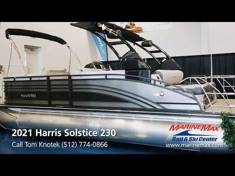 2021 Harris                                                              Solstice 230 Image Thumbnail #0