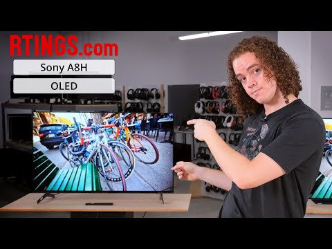 External Review Video yxc1Mrn80sE for Sony A8H (A8) OLED TV (2020)