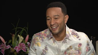 The Voice: Coach John Legend on Whether Wife Chrissy Teigen Will Give Him Any Social Media Help
