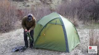 Orion Series Tents | Set Up