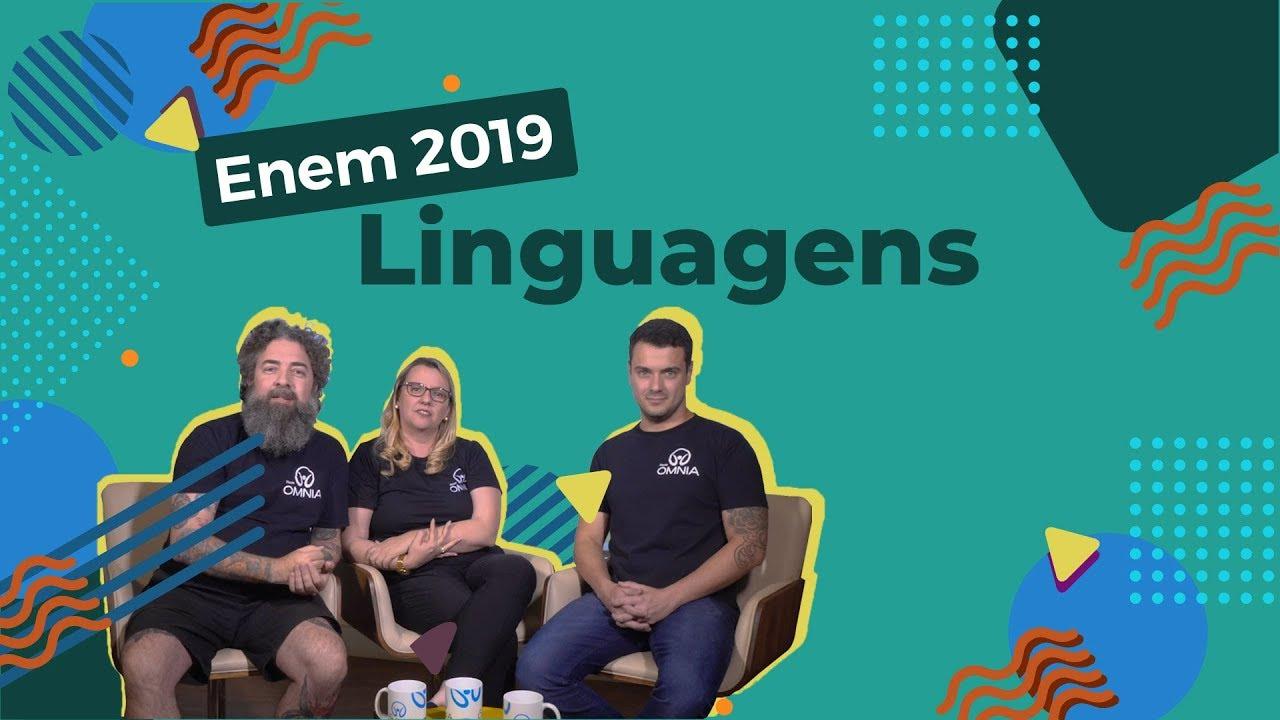 Como estudar Linguagens para o Enem 2019