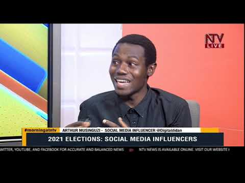 Will Social media influencers be vital in 2021 elections? | MORNING AT NTV