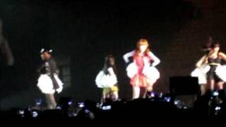 Wonder Girls' The 1st Wonder Concert in BKK (090228) - Headache