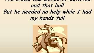 Bad Brahma Bull   Rex Allen