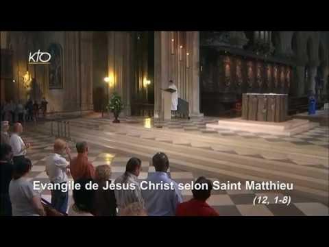 Messe du 15 juillet 2016 - #PrayForNice