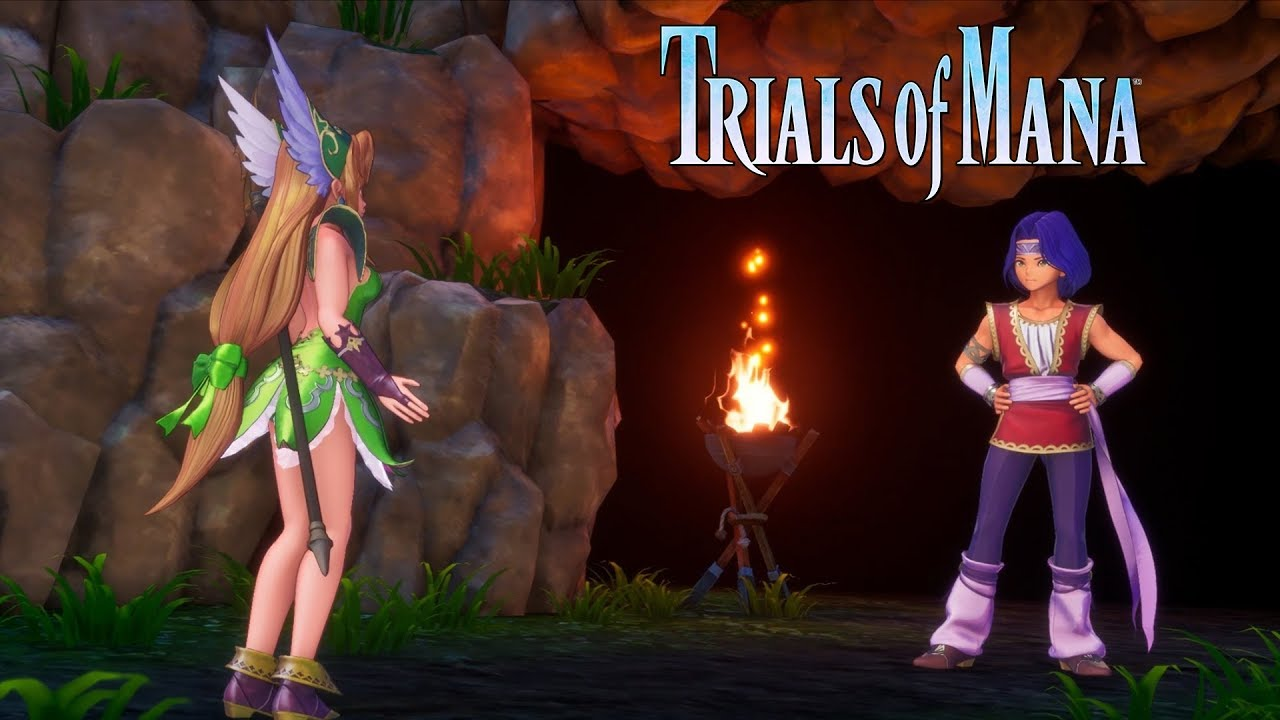 Video TRIALS OF MANA [SWITCH]