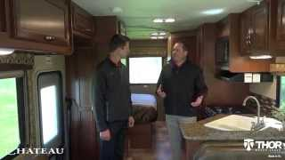 New 2016 Chateau Class C Motorhomes from Thor Motor Coach