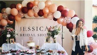 HOSTING A BRIDAL SHOWER PARTY | JANETTRANN