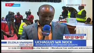 Zilizala Viwanjani : Uchaguzi wa NOCK