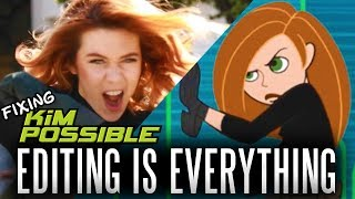 I FIXED THE KIM POSSIBLE TRAILER! feat. Jessie Paege