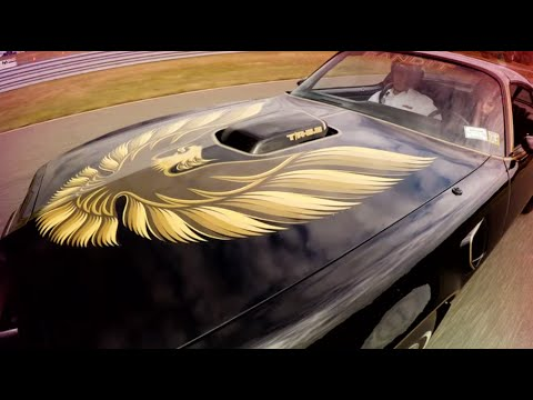 Riding Shotgun With Michelle Rodriguez: 1979 Pontiac Trans Am