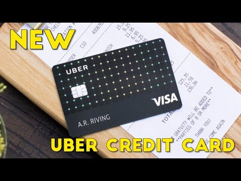 New UBER CREDIT CARD Explained