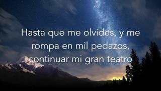 Luis Miguel   Hasta Que Me Olvides Letra