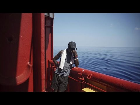 Ocean Viking: Διάσωση 200 μεταναστών