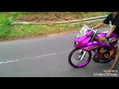Video Seting ninja rr SE semi modifikasi