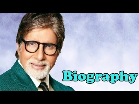 Amitabh Bachchan - Biography