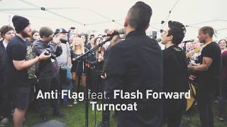 Anti Flag – Turncoat (Acoustic feat. Flash Forward)