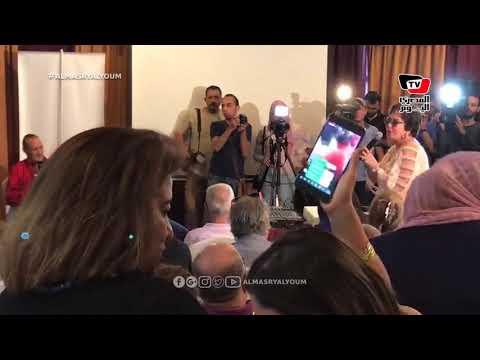لبلبة تواسي فاروق الفيشاوي بعد مرضه: إحنا كلنا هنصلي علشانك وربنا هينجيك