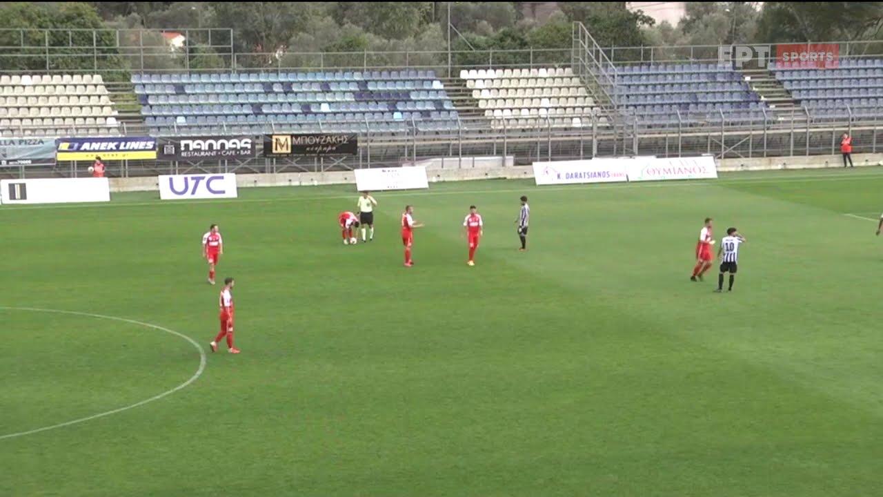Super League 2 | Χανιά – Ιεράπετρα | 13/2/2021 | ΕΡΤ