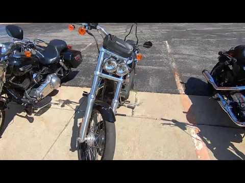2013 Harley-Davidson Dyna Wide Glide FXDWG103