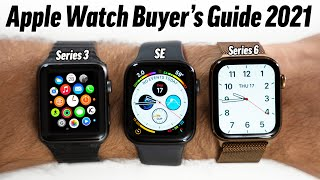 Which Apple Watch Should You Buy in 2021? Buyer's Guide!