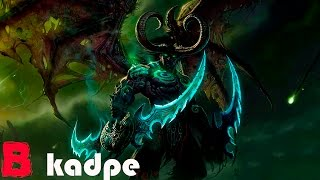 История Иллидана Ярость бури | HOTS Warcraft WoW