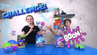HappyKids Play [E86 - PHLAT BALL - A ZASE CHALLENGE :-)]